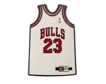 Michael Jordan Limited Edition Enamel Pin