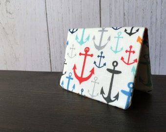 Card Wallet - Anchors Away