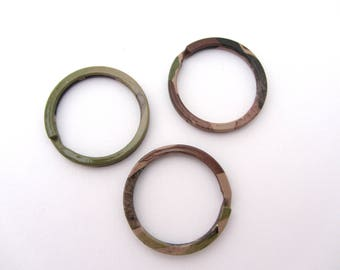 Large ring for carries key, key, military, ring,military ring