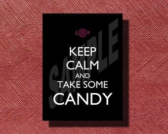 Wedding Candy Bar/Buffet Sign