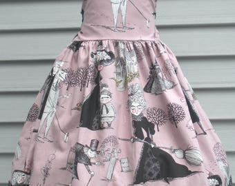 Ready to Ship Ghastlies Girl Dress Will Fit Size 6 or 7