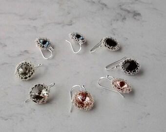 Paula Earrings (Medium)