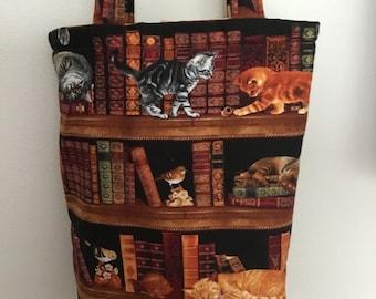 Child's book bag tote
