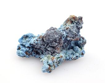 Shattuckite from Namibia - 5gm / 32mm x 24mm x 18mm (F56439)