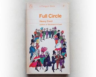 Full Circle - Henry Cecil - Penguin vintage paperback book - 1965