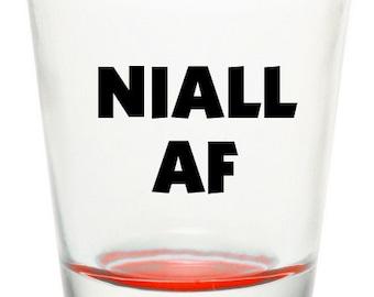 Niall Horan Niall AF Shot Glass