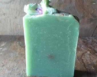 Mermaid Cold Process Soap