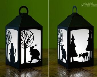 Kit Lantern» Winter Magic «