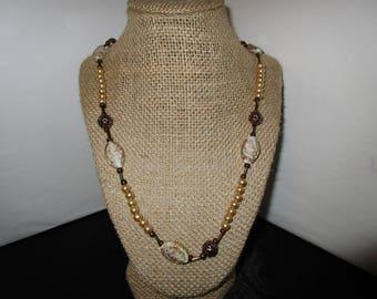 Light Gold Necklace