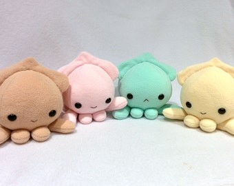 Small Squid Plush