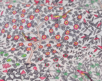 -20% fabric Liberty of London - Jess and Jean red not available, do not buy