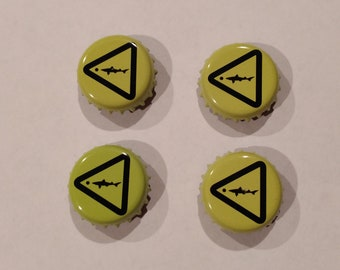 Dogfish Head 120 Minute IPA Bottle Cap Magnets 4 Pack