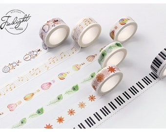 "WASHI TAPE ""Choose your favourite"" (8mt)"