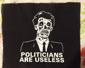 HORROR they live PATCH oooh political I get it