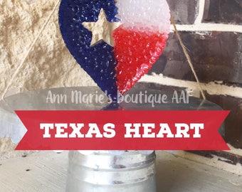 Texas Heart Car Scent
