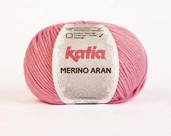 Katia merino wool aran 64