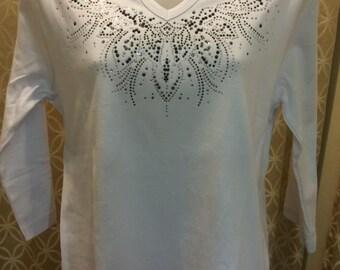 Ladies Combed Cotton Shirts