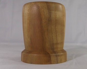 Sassafras Wood Shot Glass