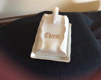 porcelain cheese box