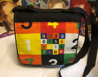 Culture Club Miracle inspired satchel bag