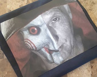 Free Shipping;Jigsaw;Saw; I Want To Play A Game