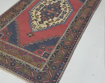 Area Rugs, Turkish Rugs, Vintage Rugs, Vintage Oushak Rugs,