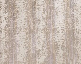 Brushstroke Cut Velvet  Pillow Cover