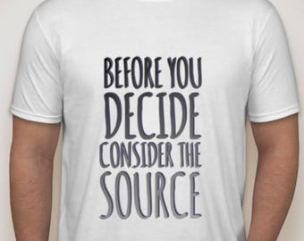 Before You Decide