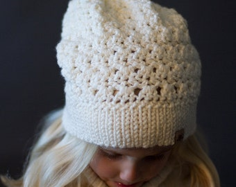 Crochet Slouchy PATTERN Sifton Slouchy Crochet Slouchy Hat Pattern Includes Sizes Newborn to Ladies