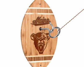 Maine Black Bears Tiki Toss