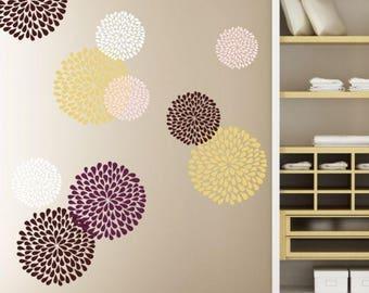 Wall sticker Fireworks (2578f)