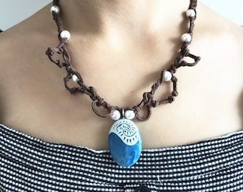 Moana inspired necklace