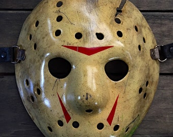 Friday the 13th Part 8 Jason Voorhees Hockey Mask
