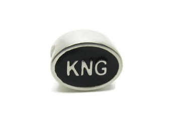 Kingston, KNG, Kingston Bead, Kingston Gifts, Kingston Jewelry, Kingston Bracelet, Kingston Charm
