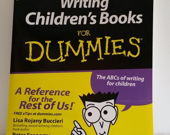 Writing Children's Book's for Dummies