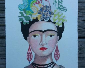 For Jenni - Viva Frida