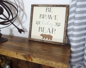 Woodland Nursery - Woodland Nursery Decor - Woodland Baby Shower - Woodland Animals - Woodland Nursery Sign - Rustic Nursery Decor -