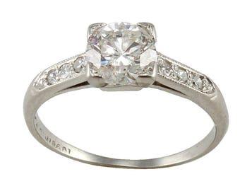Star Bright Diamond Ring