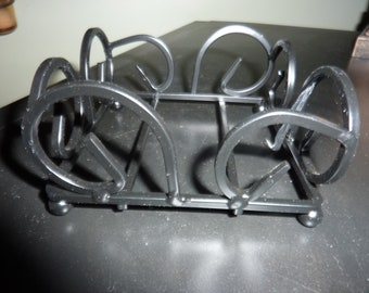 Curved iron coaster rack  - Coaster Stand - Coaster holders - Coasters