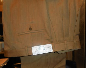 Nice Vintage Pants  Late 80's or Early 90's   Size 38x32   by PALLESCO    Never Worn,   Still With Tags On