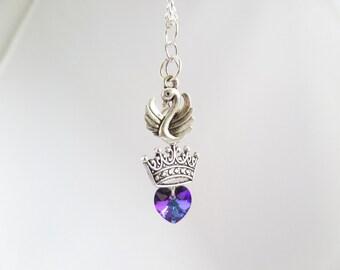 Swan Queen Necklace
