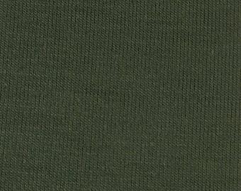 "Super Olive Rayon Modal Spandex 60"" Wide Per Yard"