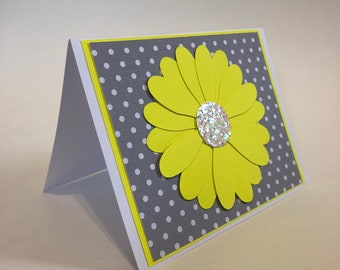 Blank Stationary Cards | Thinking Of You Cards | Just Because Cards | Just A Note Cards | Flower Cards