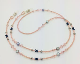 MONMARTRE beaded eyeglass chain