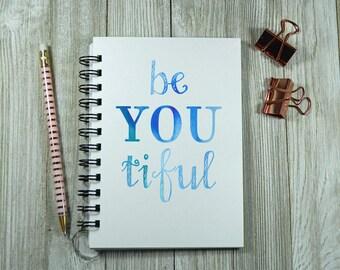 Vous être tiful cahier/Journal