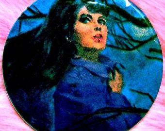Dark Shadows - Victoria Winters - Pocket Mirror - Gothic Romance