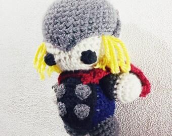 Huggable Avenger (The Demi-god)