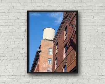 Industrial Print /  Digital Download / Fine Art Print/ Wall Art / Home Decor / Colorado Print / Travel Photography