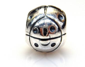 Authentic Pandora Sterling Silver Ladybug 790135 Brand New! (Discontinued)