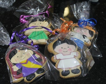Its a small world cookies